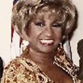 Celia Cruz is listed (or ranked) 7 on the list Famous People Whose Last Name Is Cruz