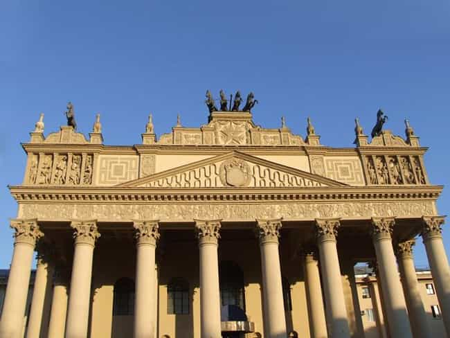 Famous Ancient Architecture famous moscow buildings: list of architecture in moscow
