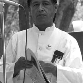 Cesar Chavez is listed (or ranked) 10 on the list Famous People From Arizona