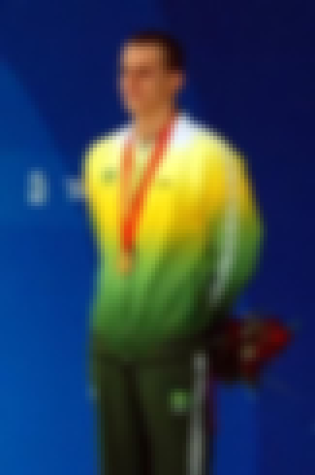 César Cielo is listed (or ranked) 2 on the list Popular Brazil Olympic Athletes