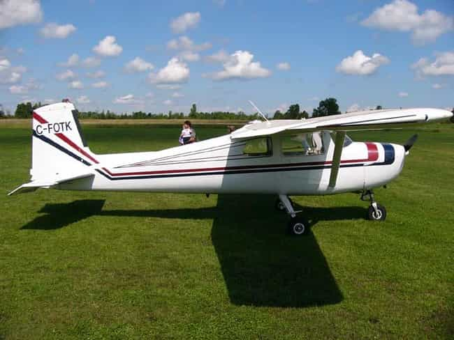 Cessna 150 is listed (or ranked) 3 on the list Cessna Airplanes and Aircrafts