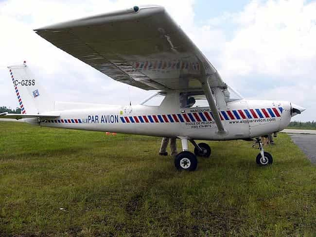 Cessna 152 is listed (or ranked) 4 on the list Cessna Airplanes and Aircrafts