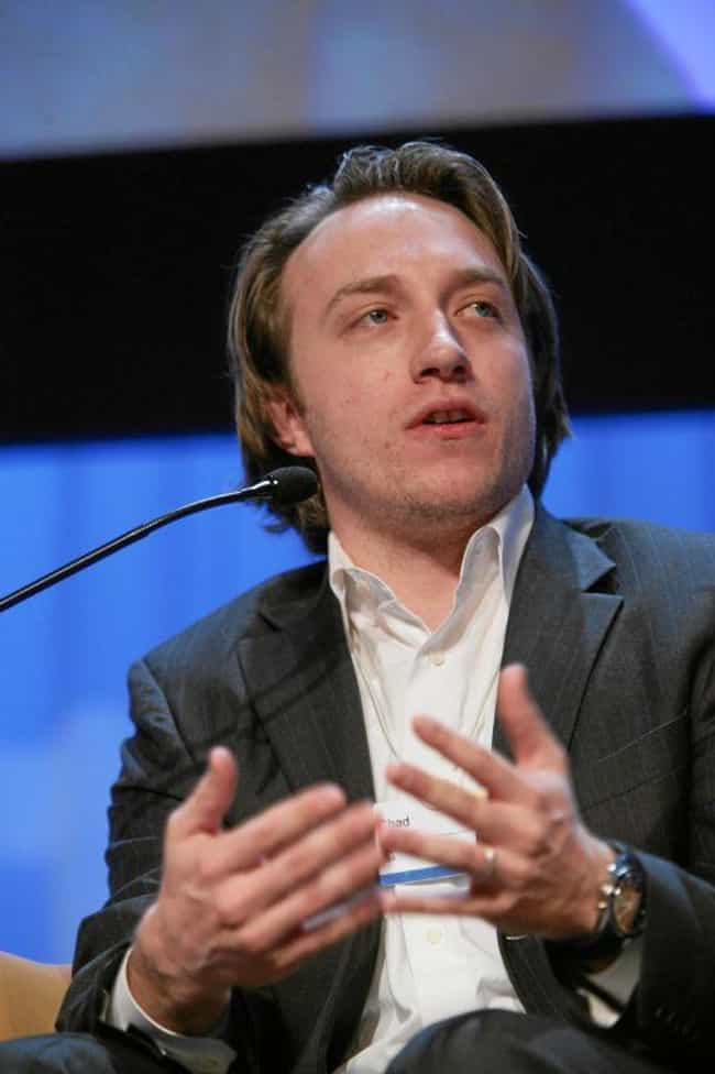 Chad Hurley is listed (or ranked) 2 on the list The Top PayPal Employees