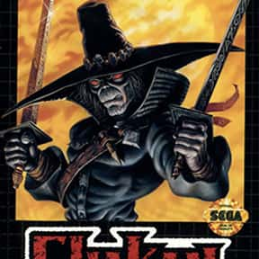 Chakan: The Forever Man is listed (or ranked) 14 on the list List of Sega Platform Games