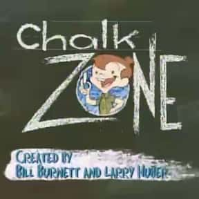ChalkZone is listed (or ranked) 23 on the list The Best Nickelodeon Cartoons of All Time