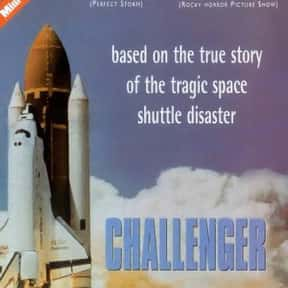 Challenger is listed (or ranked) 22 on the list The Best '90s Disaster Movies
