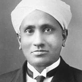 C. V. Raman is listed (or ranked) 25 on the list List of Famous Physicists
