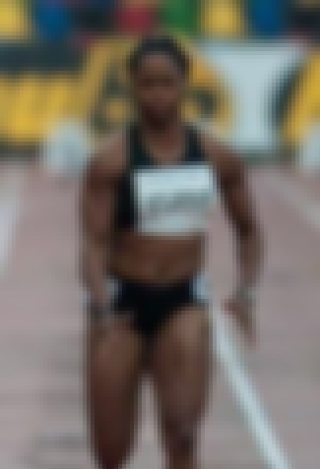 Chandra Sturrup is listed (or ranked) 3 on the list Famous Female Athletes from The Bahamas