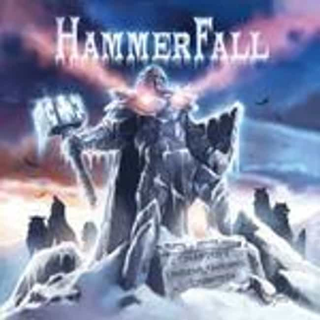 Chapter V: Unbent, Unbowed, Un... is listed (or ranked) 5 on the list The Best HammerFall Albums of All Time