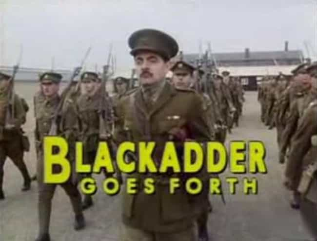 Blackadder Goes Forth is listed (or ranked) 2 on the list Ben Elton Shows and TV Series
