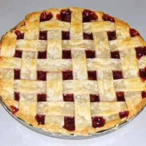 Cherry Pie is listed (or ranked) 5 on the list The Best Tasting Cherry Flavored Things
