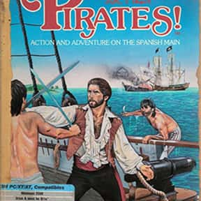 Sid Meier's Pirates! is listed (or ranked) 18 on the list List of All Strategy Video Games
