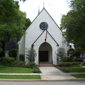 All Saints Episcopal Church is listed (or ranked) 4 on the list Famous Late Gothic Revival buildings