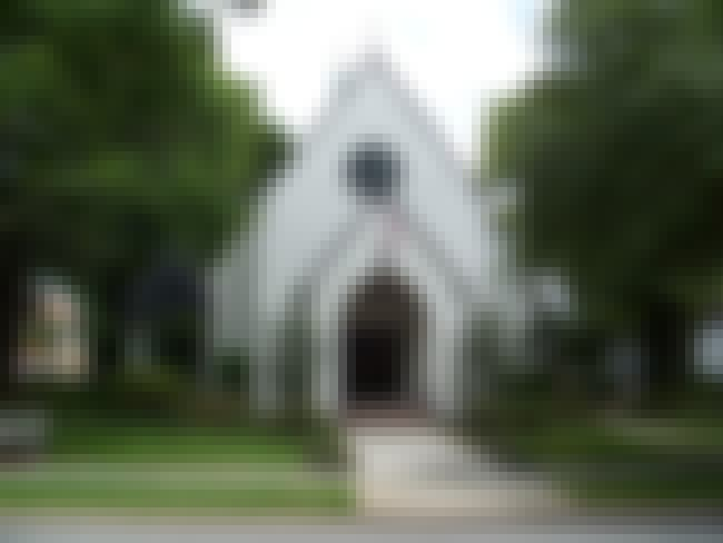 All Saints Episcopal Church is listed (or ranked) 1 on the list List of Famous Winter Park Buildings & Structures