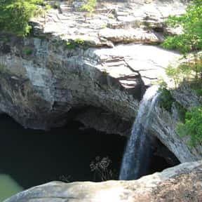 DeSoto Falls is listed (or ranked) 1 on the list List of Waterfalls in the US