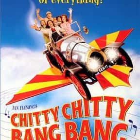 Chitty Chitty Bang Bang (2002) is listed (or ranked) 18 on the list The Best Musicals Based on Movies
