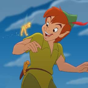 Peter Pan is listed (or ranked) 21 on the list The Best Green Characters
