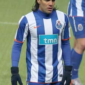Radamel Falcao is listed (or ranked) 22 on the list List of Famous Footballers
