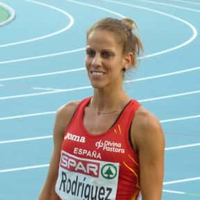 Natalia Rodríguez is listed (or ranked) 21 on the list Famous Female Athletes from Spain