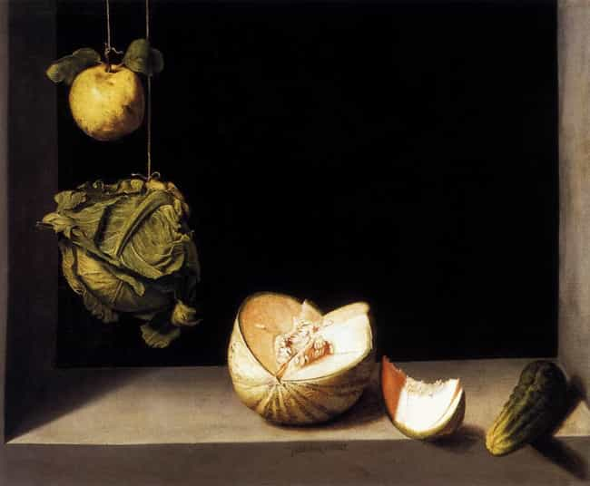 Juan Sanchez Cotan Is Listed Or Ranked 1 On The List Famous Still Life