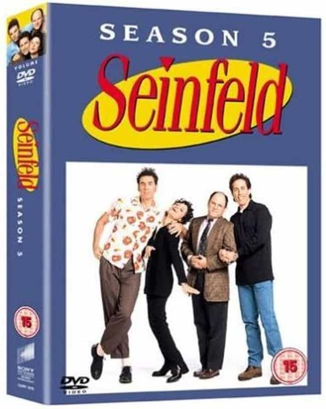 Seinfeld - Season 5 is listed (or ranked) 1 on the list Seinfeld Seasons, Ranked The Best to Worst
