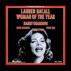 Woman of the Year is listed (or ranked) 25 on the list The Best Broadway Musicals of the 80s