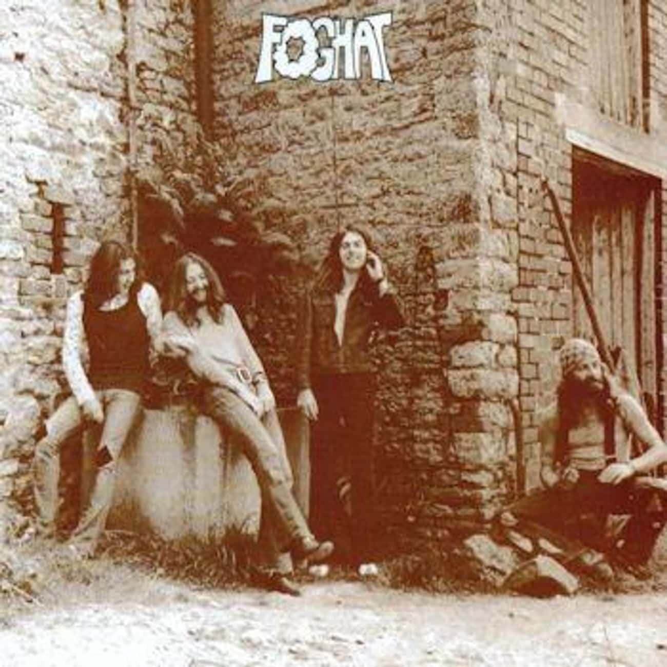 Foghat is listed (or ranked) 2 on the list The Best Foghat Albums of All Time