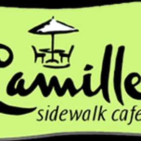 Camille's Sidewalk Cafe is listed (or ranked) 5 on the list Companies Headquartered in Oklahoma