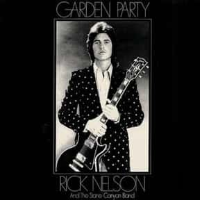 Garden Party is listed (or ranked) 19 on the list The Best Ricky Nelson Albums of All Time