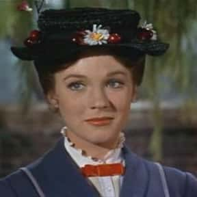 Mary Poppins is listed (or ranked) 8 on the list The Very Best Actress Performances, Ranked