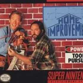 Home Improvement: Power Tool Pursuit!