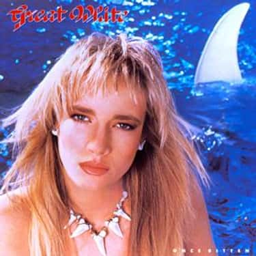 Once Bitten is listed (or ranked) 1 on the list The Best Great White Albums of All Time