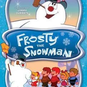 Frosty the Snowman is listed (or ranked) 11 on the list The Best Kids Movies of the 1960s