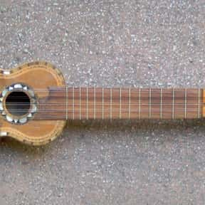 Charango is listed (or ranked) 18 on the list Plucked String Instrument - Instruments in This Family