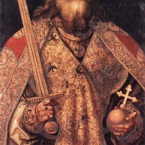 Charlemagne is listed (or ranked) 8 on the list The Most Important Military Leaders in World History