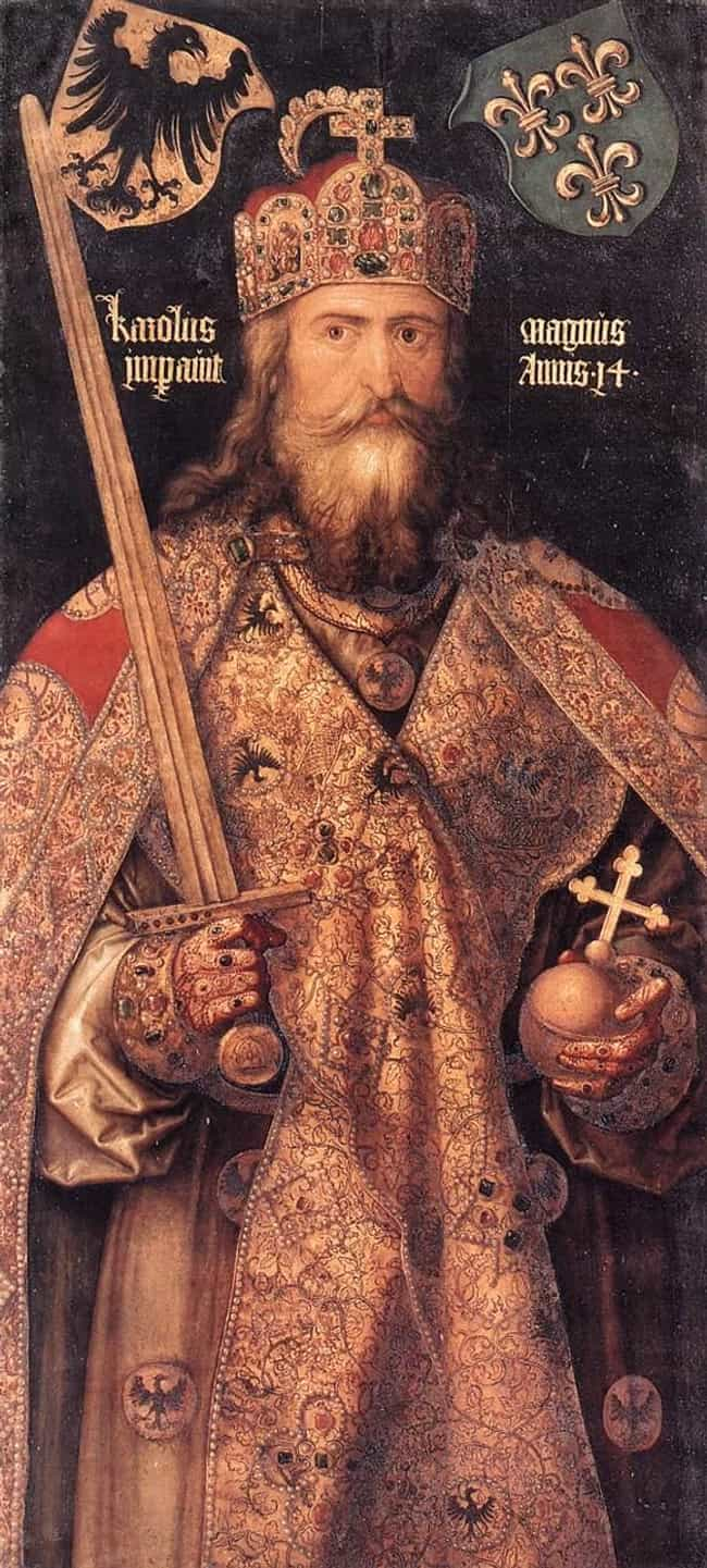 Charlemagne May Have Had Relations With His Dead Wife And His Living Sister