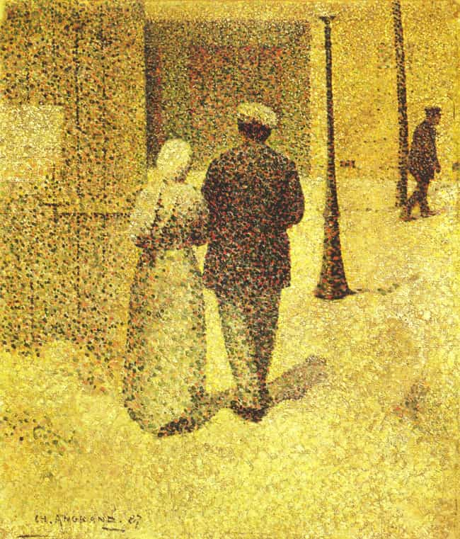 famous pointillism artists list of all pointillism painters and