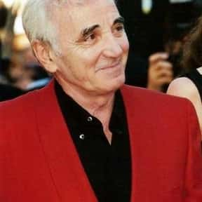 Charles Aznavour is listed (or ranked) 2 on the list The Best Chanson Bands/Artists