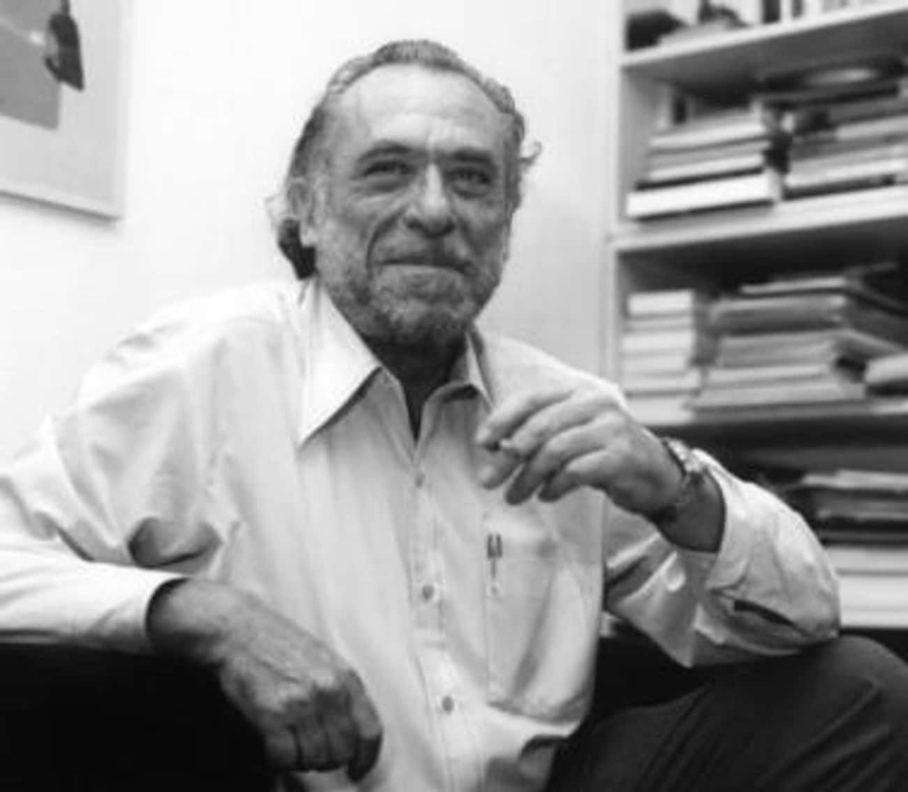 Charles Bukowski is listed (or ranked) 2 on the list Famous People Born in 1920