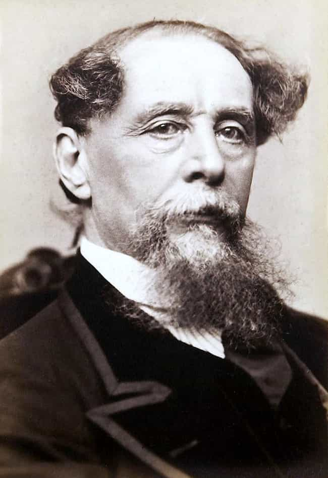 Charles Dickens is listed (or ranked) 2 on the list Famous Male Novelists