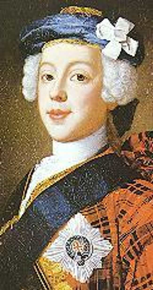 Charles Edward Stuart is listed (or ranked) 3 on the list Famous People Buried in St. Peter's Basilica