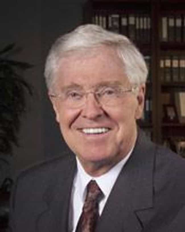 Charles Koch is listed (or ranked) 4 on the list Famous People Born in 1935