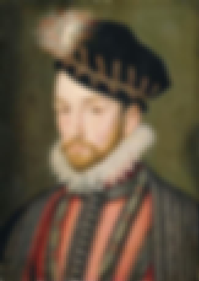 Charles IX of France is listed (or ranked) 4 on the list Members of the House Of Valois