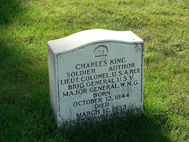 Charles King is listed (or ranked) 2 on the list Famous People Buried in Forest Home Cemetery