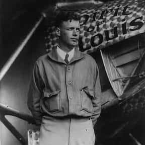 Charles Lindbergh is listed (or ranked) 2 on the list Famous University Of Wisconsin-Madison Alumni
