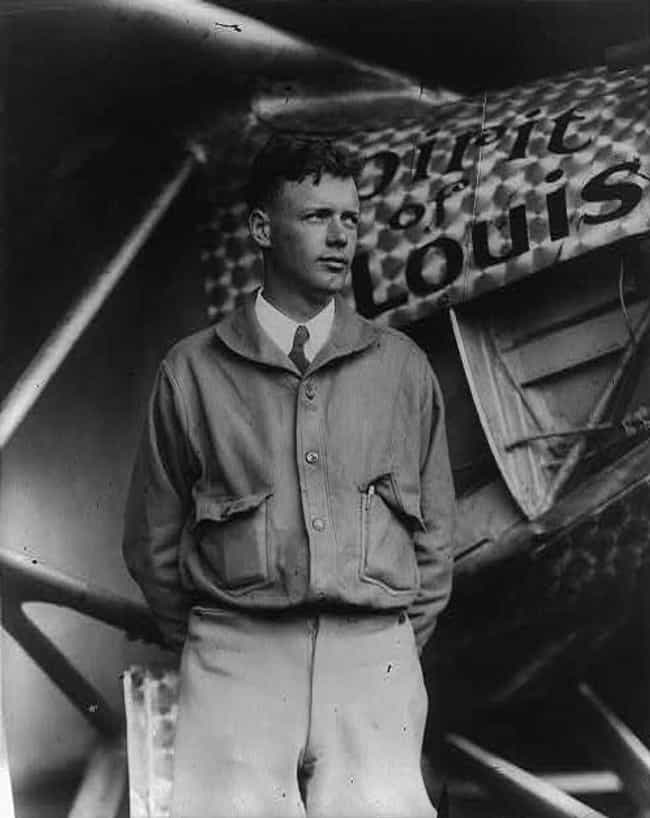 Charles Lindbergh is listed (or ranked) 2 on the list Hubbard Medal Winners List