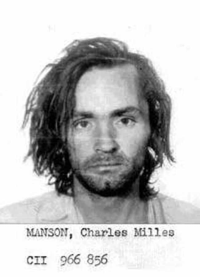 Charles Manson is listed (or ranked) 1 on the list 10 Notorious Murders That You Were Almost Totally Wrong About All This Time