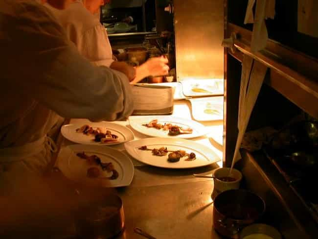 Charlie Trotter is listed (or ranked) 1 on the list Famous California Culinary Academy Alumni