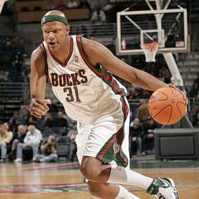 Charlie Villanueva is listed (or ranked) 20 on the list The Best Toronto Raptors Power Forwards of All Time
