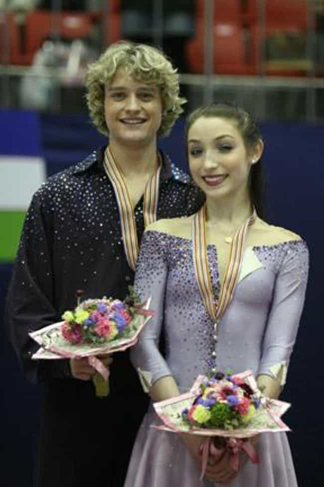 Charlie White is listed (or ranked) 3 on the list Famous Male Figure Skaters